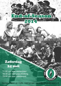 End of Season 2014